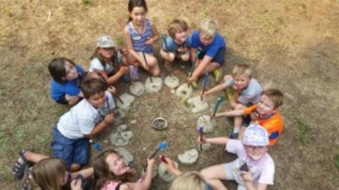 SUMMER 2017 EARTH CULTURE KIDS CAMP
