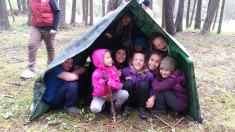 Earth Culture Camps